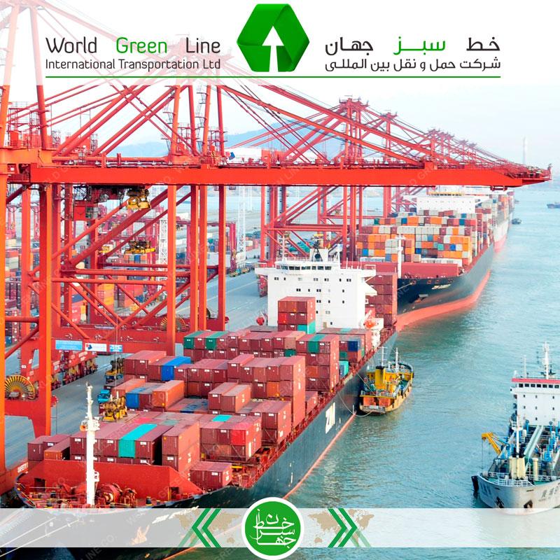 حمل دریایی به عمان - حمل بار به عمان - حمل بار از عمان